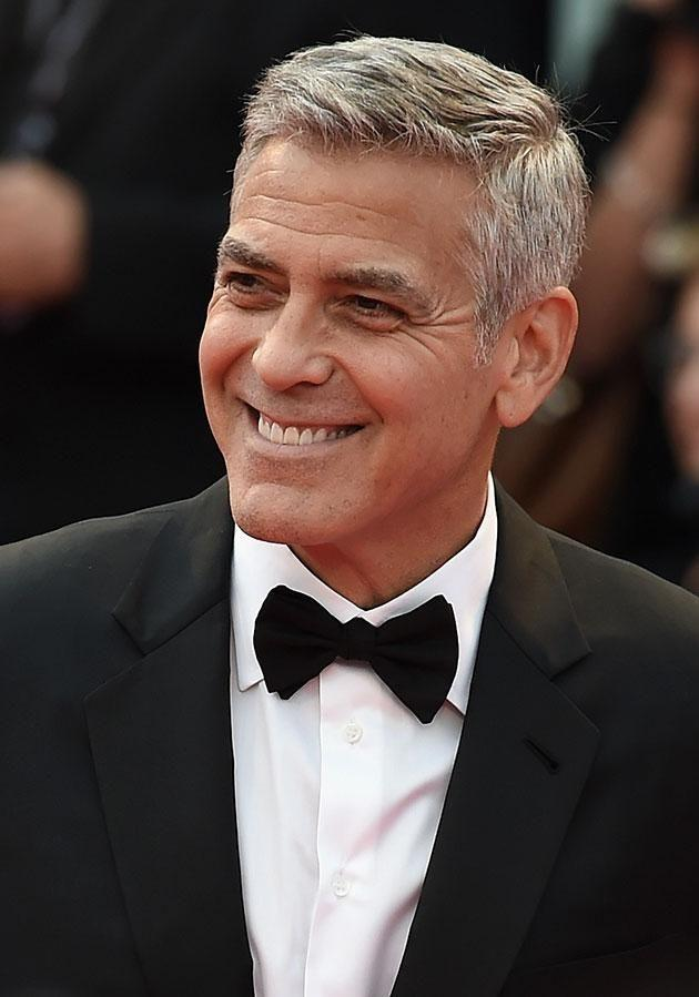 George has admitted he is doubtful there will be anymore Clooney babies. Source: Getty