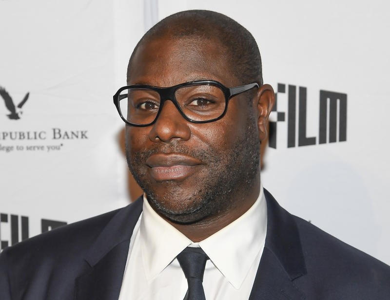 SAN FRANCISCO, CA - DECEMBER 03: Director Steve McQueen attends the 2018 SFFILM Awards Night to recieve the Irving M. Levin Award for Film Direction at Palace Of Fine Arts Theater on December 3, 2018 in San Francisco, California. (Photo by Steve Jennings/WireImage)