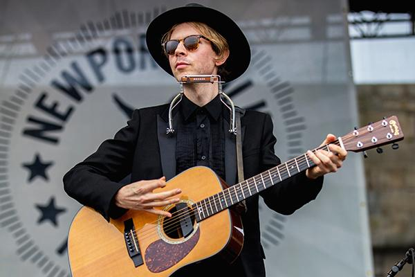 Beck Will Hit North America for 'Morning Phase' Tour
