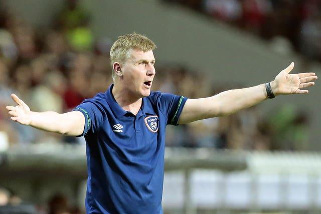 Republic of Ireland manager Stephen Kenny is hoping to welcome back fans with the first competitive win of his reign