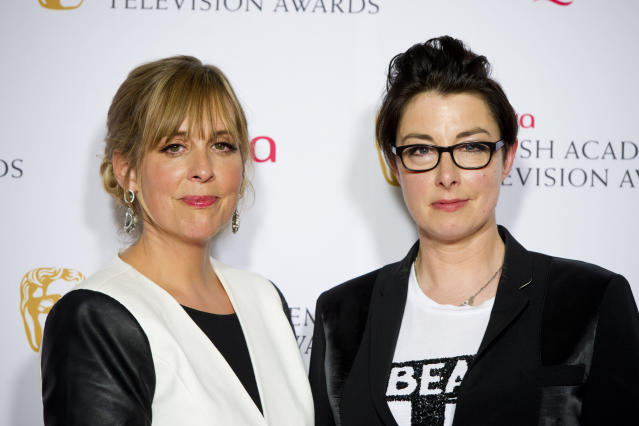 Sue Perkins and Mel Giedroyc quit 'Great British Bake Off' on the first day. (PA)