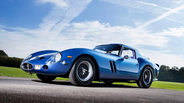 Well, Pirelli does now. It's just announced a new addition to its historic range – for the 65-year-old, $38-million Ferrari 250 GTO...