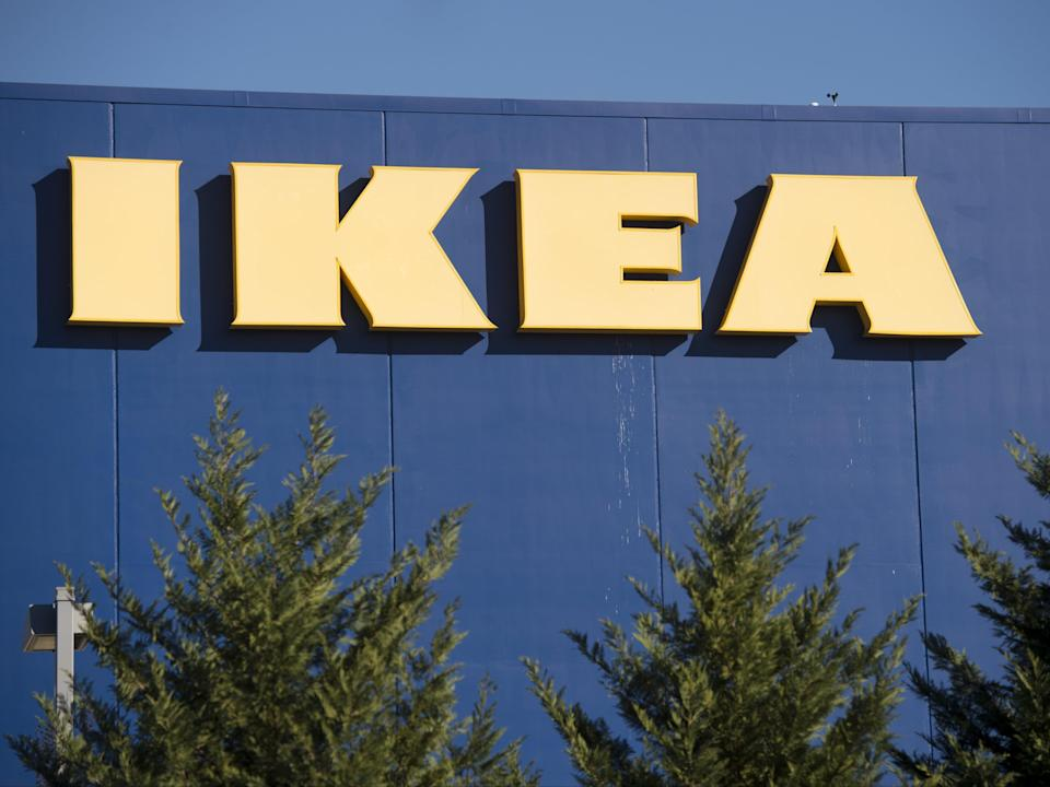 An Ikea furniture store located in the US on 5 January 2016 ((AFP via Getty Images))