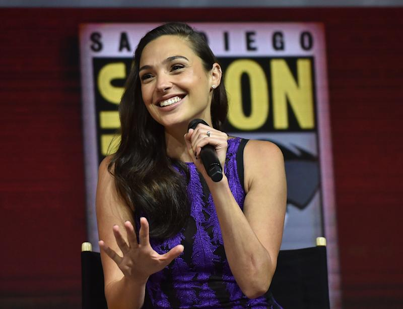 Gal Gadot will reprise her role in the Wonder Woman sequel. (Photo: Chris Delmas / AFP)
