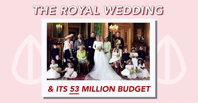 The Royal Wedding and it's 53 million budget