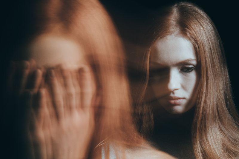 Female suicide rates are at their highest in a decade, while suicide is still the biggestkillerofmenaged under 45 in the UK. [Photo: Getty]