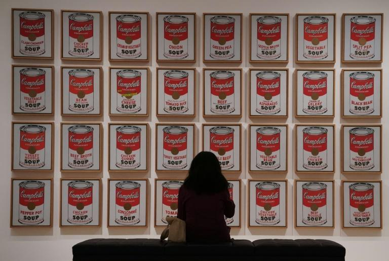 New York's Museum of Modern Art re-opens with few visitors