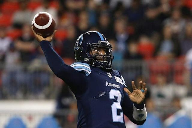 With Ricky Ray down, Argos look to quarterback James Franklin to lead the way
