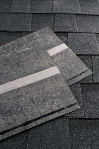 TAMKO's Titan XT featuring the AnchorLock Layer technology that reinforces the expanded nail zone and gives Heritage Proline shingles their enhanced wind performance.
