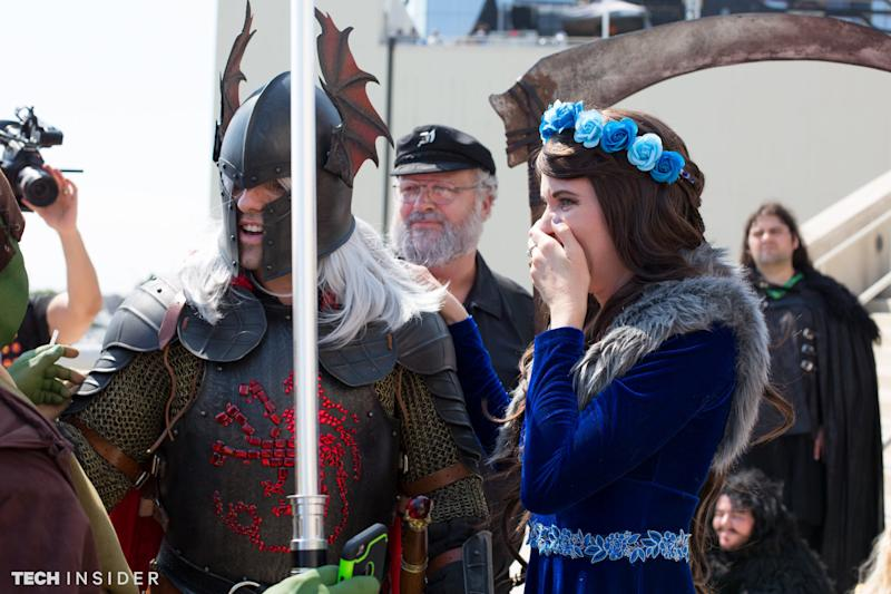 game of thrones cosplay proposal sdcc 2016 0402
