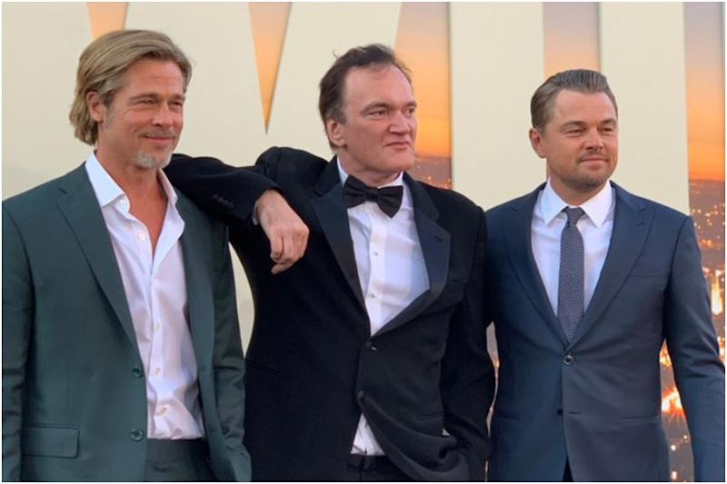 Quentin Tarantino Reveals How 'Shy' Brad Pitt Nailed His Shirtless Scene in 'Once Upon A Time In Hollywood'