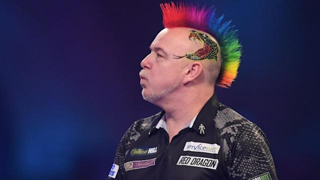 Peter Wright will get his chance to take down 2014 nemesis Michael van Gerwen, who was unconvincing but ultimately comfortable in the semis.