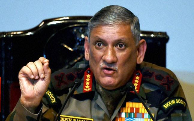 Pakistanis spam Indian Army WhatsApp number meant for jawans to air grievances to chief Rawat