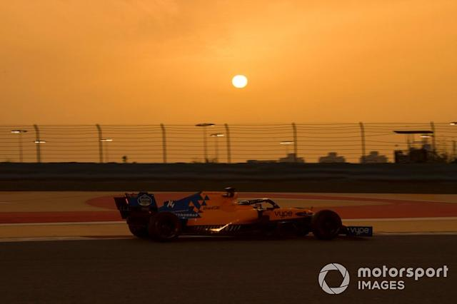 """Fernando Alonso, McLaren MCL34 <span class=""""copyright"""">Jerry Andre / Motorsport Images</span>"""