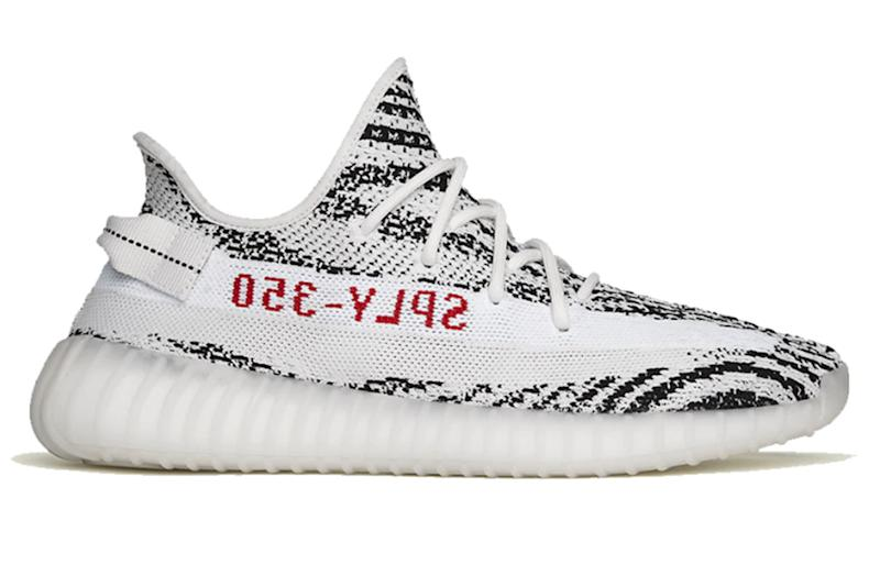 2c24e4ea9 Here Are All the Pairs of the Adidas Yeezy Boost 350 V2 'Zebra' Restock  Arriving This Week