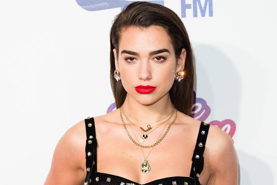 <p>Dua Lipa is among the top streamed artists on Apple Music</p>Jeff Spicer/Getty