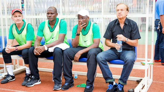 The Super Eagles face Rabah Madjer's men in a dead rubber Fifa World Cup qualifying game billed for Constantine