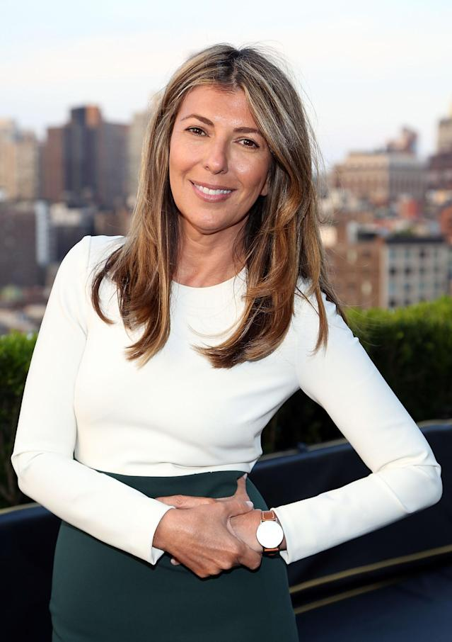 Nina Garcia, editor in chief of <em>Elle</em>, judge on Project Runway and ambassador for Latin Curated. (Photo: Courtesy of Latin Curated/Getty)
