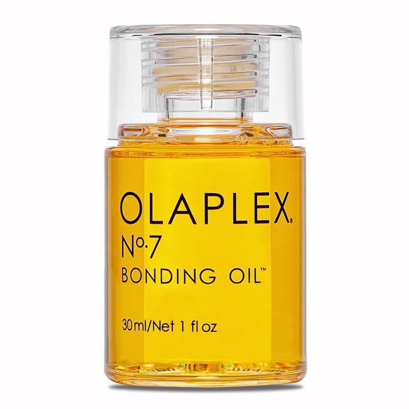<p>Our hair typically gets put through a lot, and if you're looking for a product that's good for repairing damage caused by heat, the <span>Olaplex No.7 Bonding Oil</span> ($28) is for you. It features anti-breakage properties and was made to strengthen the bonds of the hair to keep it looking and feeling healthy from the inside out.</p>