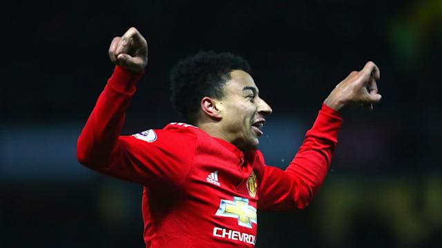 Manchester United ended a three-match away winless run in the Premier League thanks to Jesse Lingard's late solo effort against Watford.