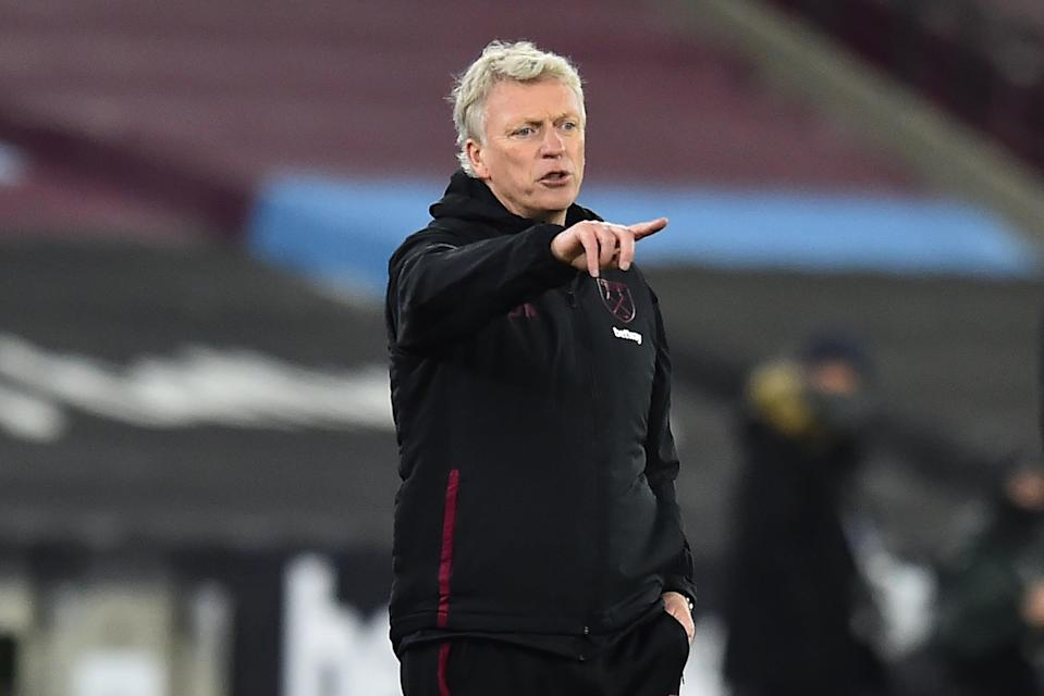 <p>David Moyes' West Ham have a made their best-ever start to a Premier League season</p> (POOL/AFP via Getty Images)