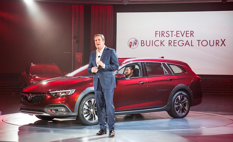 2018 Buick Regal Tourx An American Wagon With A European Soul