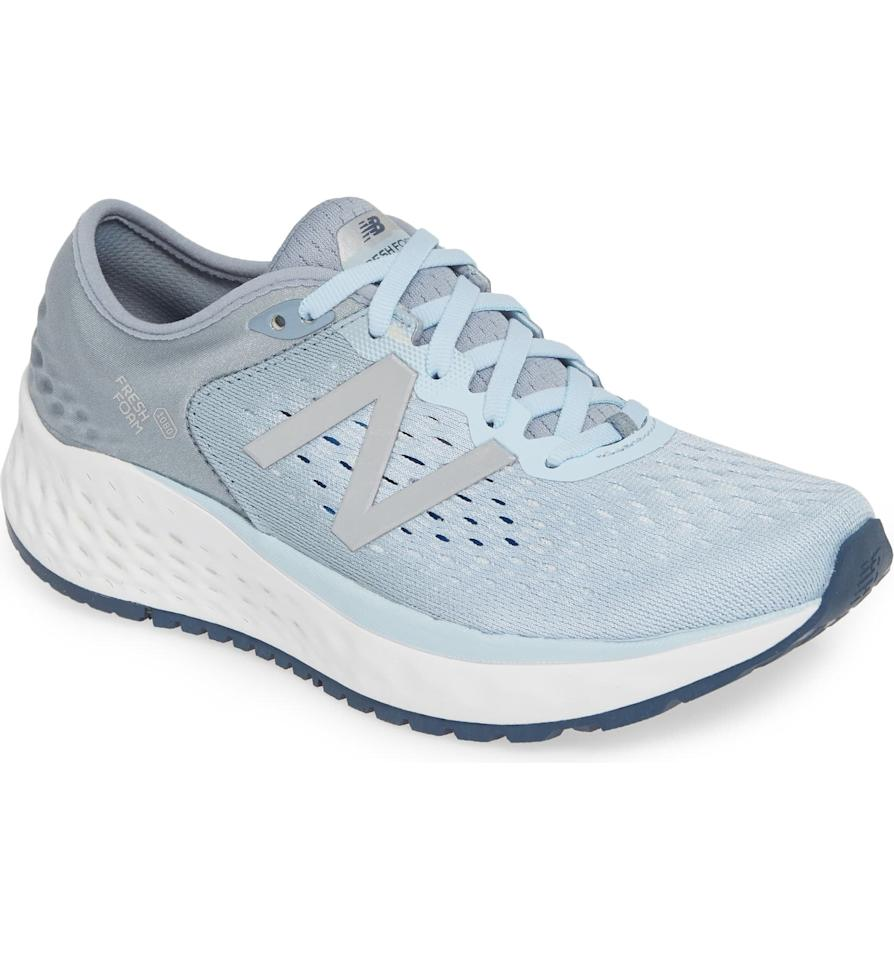 """<p>New Balance is known for quality running shoes and the <a href=""""https://www.popsugar.com/buy/New-Balance-Fresh-Foam-1080v9-Running-Shoe-496891?p_name=New%20Balance%20Fresh%20Foam%201080v9%20Running%20Shoe&retailer=shop.nordstrom.com&pid=496891&price=150&evar1=fit%3Aus&evar9=46705105&evar98=https%3A%2F%2Fwww.popsugar.com%2Ffitness%2Fphoto-gallery%2F46705105%2Fimage%2F46705464%2FNew-Balance-Fresh-Foam-1080v9-Running-Shoe&list1=running%20shoes%2Cgift%20guide%2Cfitness%20gear&prop13=api&pdata=1"""" rel=""""nofollow"""" data-shoppable-link=""""1"""" target=""""_blank"""" class=""""ga-track"""" data-ga-category=""""Related"""" data-ga-label=""""https://shop.nordstrom.com/s/new-balance-fresh-foam-1080v9-running-shoe-women/5138331?origin=category-personalizedsort&amp;breadcrumb=Home%2FWomen%2FShoes%2FRunning&amp;color=air"""" data-ga-action=""""In-Line Links"""">New Balance Fresh Foam 1080v9 Running Shoe</a> ($150) won't disappoint, especially for the long-distance runners. </p>"""