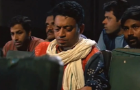 While Irrfan's career glimmers with several luminous performances, it is his menacing portrayal of the student leader Ranvijay Singh in Tigmanshu Dhulia's seminal drama set against the backdrop of Allahabad University that remains his most explosive work. Right from the rugged body language to the wry dialogue delivery to the wickedness in this eyes, Ranvijay became a compelling character in Irrfan's able hands. The film has since acquired cult status with dedicated fans running pages and groups for the actor's seeti-maar dialoguebaazi.