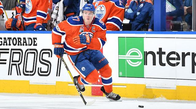 <p>It's 2005-06 all over again for Wayne Gretzky when it comes to youngsters Connor McDavid and Auston Matthews making their NHL playoff debuts.</p><p>The Great One couldn't help but share his enthusiasm in a text to The Associated Press, comparing McDavid and Matthews' arrival on the postseason stage with the same buzz generated during Sidney Crosby and Alex Ovechkin's rookie seasons.</p><p>''It's just one of the best things that has happened to the NHL since Crosby and Ovechkin,'' Gretzky wrote. ''Should be fun for all.''</p><p>The comparison isn't far off so far given how McDavid, the Edmonton Oilers' second-year captain, and Matthews, the Toronto Maple Leafs' rookie of the year candidate, have taken the league by storm.</p><p>McDavid in 2015 and Matthews last year were selected with the No. 1 pick in consecutive drafts, as were Ovechkin (2004) and Crosby (2005).</p><p>Gretzky also has ties to both McDavid and Matthews. Aside from playing for the Oilers, he is now a team partner and vice chairman. He also coached the Arizona Coyotes last decade and made an impression on Matthews, who is from Scottsdale, Arizona.</p><p>McDavid is considered an MVP finalist after leading the league with 100 points, and helping the Oilers end a 10-year playoff drought. Matthews led NHL rookies with 40 goals and 69 points in helping the youth-laden Maple Leafs make the jump from dead last a year ago to 14th and clinch the franchise's second playoff berth in 12 seasons.</p><p>McDavid had an assist in a 3-2 overtime series-opening loss to San Jose on Wednesday, and said the Oilers lacked finish.</p><p>''I don't know whether they raised their game or our game fell off,'' McDavid said. ''I thought maybe we got a little comfortable, which can't happen.''</p><p>Matthews was making his playoff debut on Thursday at Washington. Before the game, Matthews shared Gretzky's excitement about McDavid and other young stars getting their first taste of the playoffs.</p><p>''For a second year in the league, you see a lot of young guys making the playoffs and teams that weren't so good that are now making it into the playoffs,'' Matthews said. ''I think it's awesome for the guys in this room, especially all the rookies. It's something that we've yet to experience it at this level, so we're looking forward to it.''</p><p>Even though he's making his playoff debut, Matthews isn't shying away from Toronto coach Mike Babcock's assertion that the best players are judged by championships.</p><p>Gretzky has four.</p><p>''You're kind of measured on that,'' Matthews said. ''I was fortunate to be coached by Claude Lemieux. He was always just an above-average player, I guess, in the regular season and then come playoff time he won a Conn Smythe, he won a couple Cups. He just elevated his level. That's why he's known as the player that he is today.''</p><p>And that represents the challenge for a Maple Leafs team that had seven rookies play at least 55 games this season.</p><p>''I think for all of us, everybody wants to up their game,'' the 19-year-old Matthews said. ''Everybody wants to be known as a guy that comes through in pressure situations.''</p><p>Gretzky was 23 when he won his first Cup in 1984.</p><p>---</p><p>AP Hockey Writer Stephen Whyno in Washington contributed to this story.</p><p>---</p><p>More AP NHL coverage: https://apnews.com/tag/NHLhockey</p>