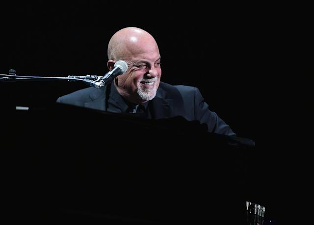 <p>No. 11: Billy Joel<br>2016 earnings: $23.6 milion<br>(Getty Images) </p>