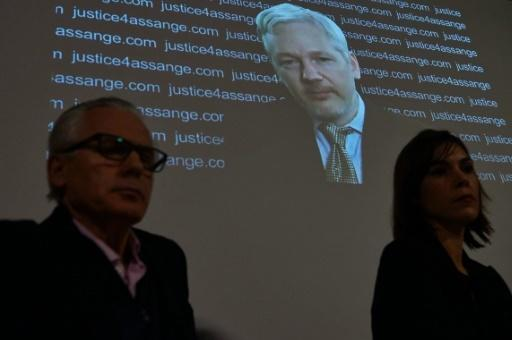 Assange tells UK, Sweden to let him go after UN finding