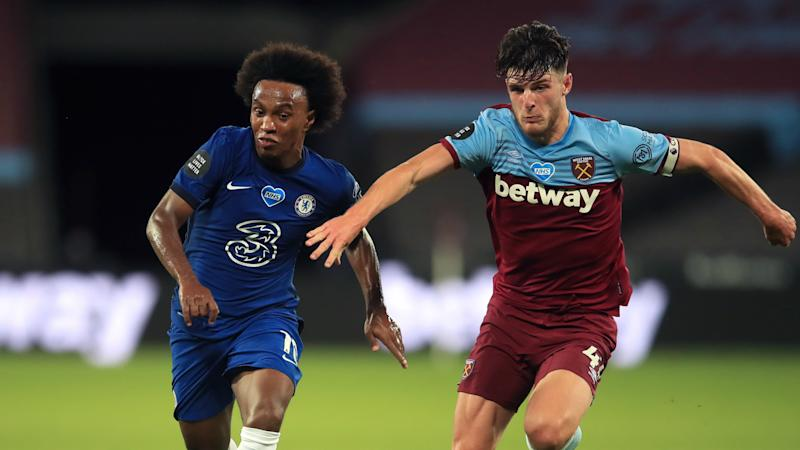 It is not a time to complain - Willian eager to quickly bounce back from West Ham loss