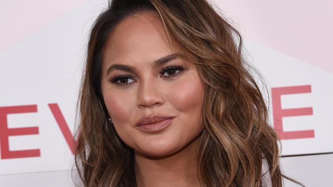 Chrissy Teigen (CHRIS DELMAS / AFP)
