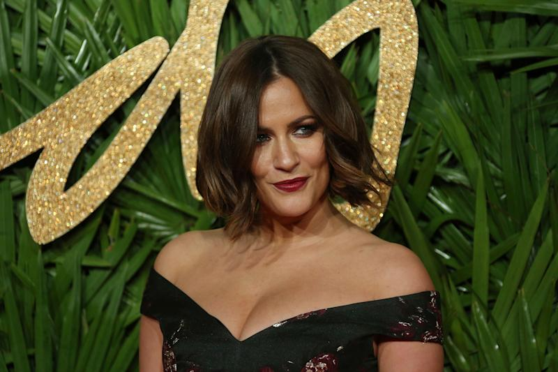 Caroline Flack (Photo: Joel C Ryan/AP)