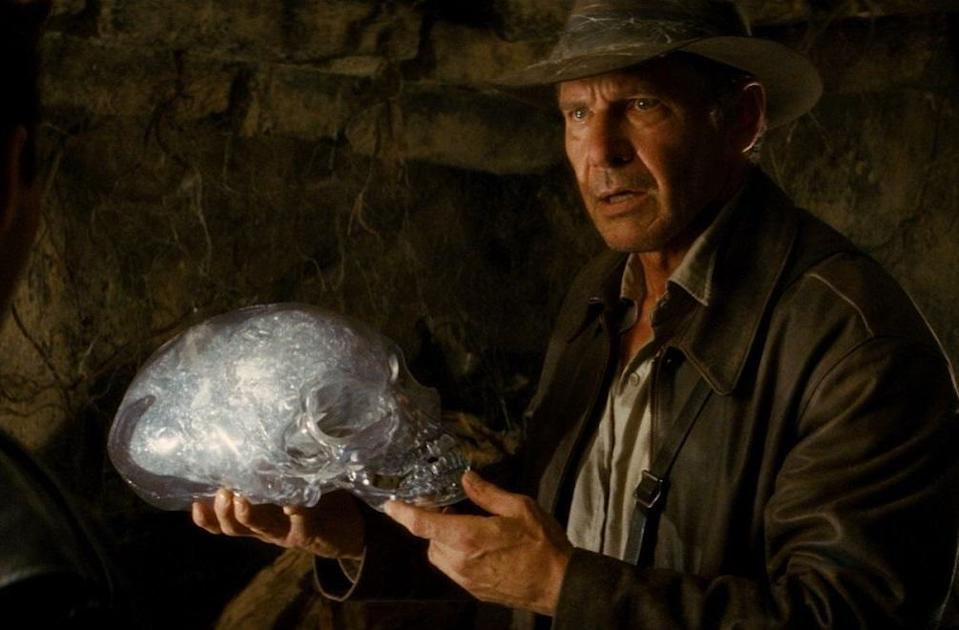 Harrison Ford in 'Indiana Jones and the Kingdom of the Crystal Skull' (credit: Lucasfilm)