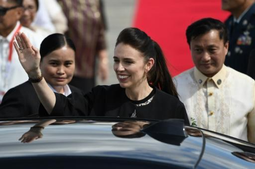 <p>N.Z. PM denies Trump mistook her for Trudeau's wife</p>