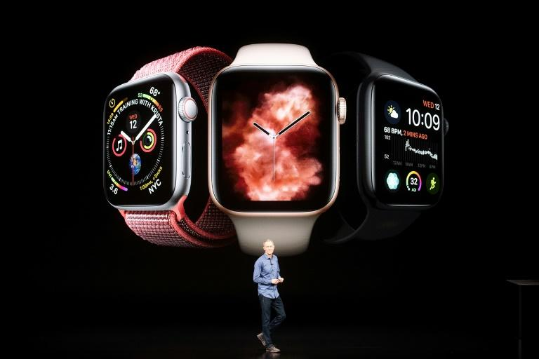 Apple COO Jeff Williams discusses Apple Watch Series 4, which will allow users to take their own electrocardiograms and detects when a user has fallen