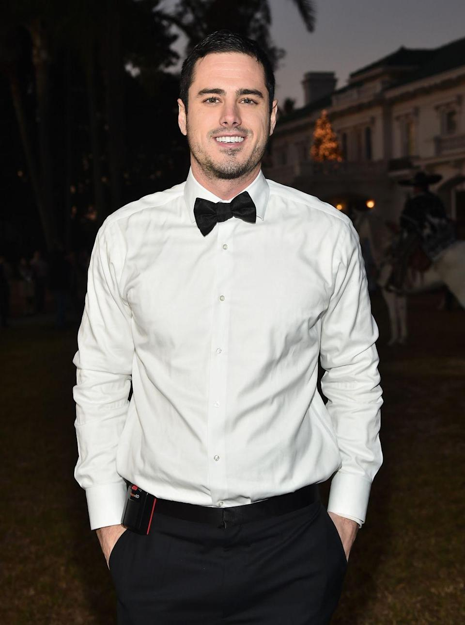 """<p><em>The Bachelor</em> <a href=""""https://www.huffpost.com/entry/bachelor-ben-higgins-short-lived-political-career-a-timeline_n_579264b4e4b01180b52ee0fb"""" data-ylk=""""slk:reality TV star"""" class=""""link rapid-noclick-resp"""">reality TV star</a> planned to run for a seat in Colorado's House of Representatives back in 2016. However, the day after he filed his campaign paperwork, he backed out. """"Due to unforeseen circumstances, I will not be able to move forward as a candidate,"""" <a href=""""http://ew.com/article/2016/06/02/bachelor-ben-higgins-colorado-political-run/"""" rel=""""nofollow noopener"""" target=""""_blank"""" data-ylk=""""slk:Higgins said in an official statement"""" class=""""link rapid-noclick-resp"""">Higgins said in an official statement</a>. """"I find solace in knowing that our intentions and actions have been fair and sincere. I entered into this endeavor wanting to bring positive change to my community, and it is with that same spirit that I will move forward, albeit on a different path.""""</p>"""