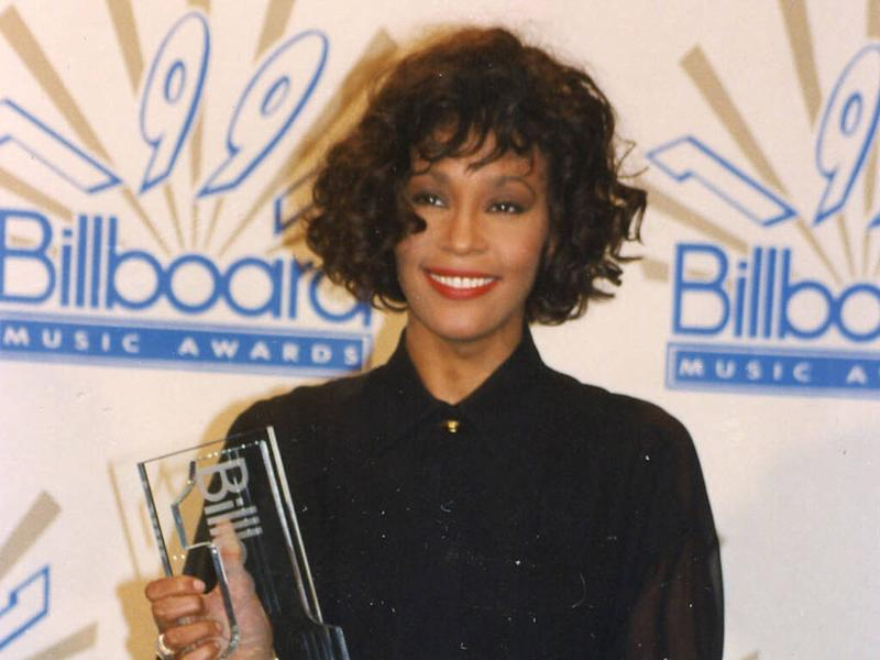 Whitney Houston leads Rock and Roll Hall of Fame's class of 2020