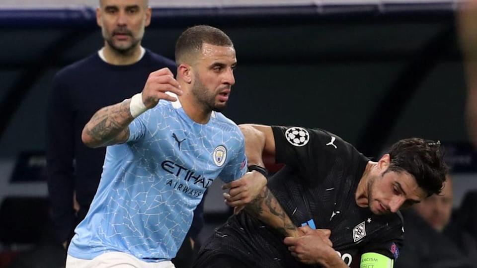 FBL-EUR-C1-MOENCHENGLADBACH-MAN CITY | FERENC ISZA/Getty Images
