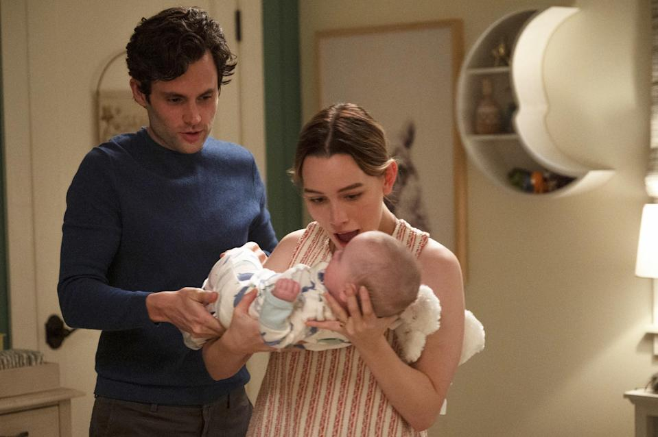 Following the chaotic season 2 finale, Youseason 3 will pick up with Joe and Love preparing for their newest adventure: parenthood. The season will follow Joe and Love, who are now married and raising their child, as they move to a town filled with