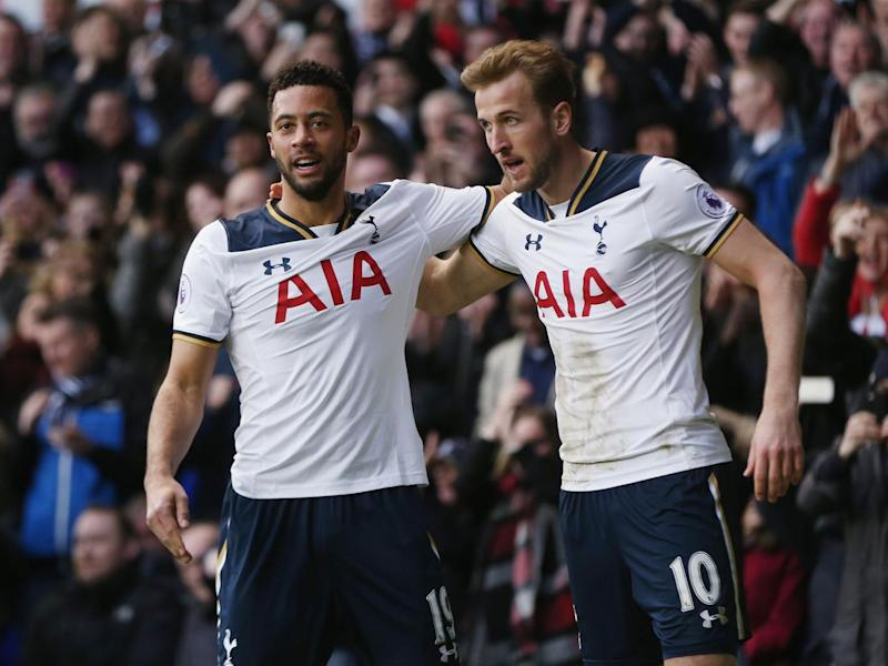 Spurs will hope to keep winning despite the absence of Harry Kane (Getty)