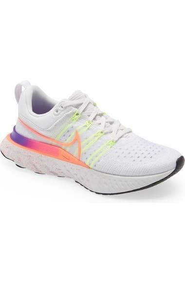 <p>If you're a fan of Nike's Flyknit sneakers series, then we have no doubt you'll love the new <span>Nike React Infinity Run Flyknit 2 Running Shoe</span> ($160).</p>