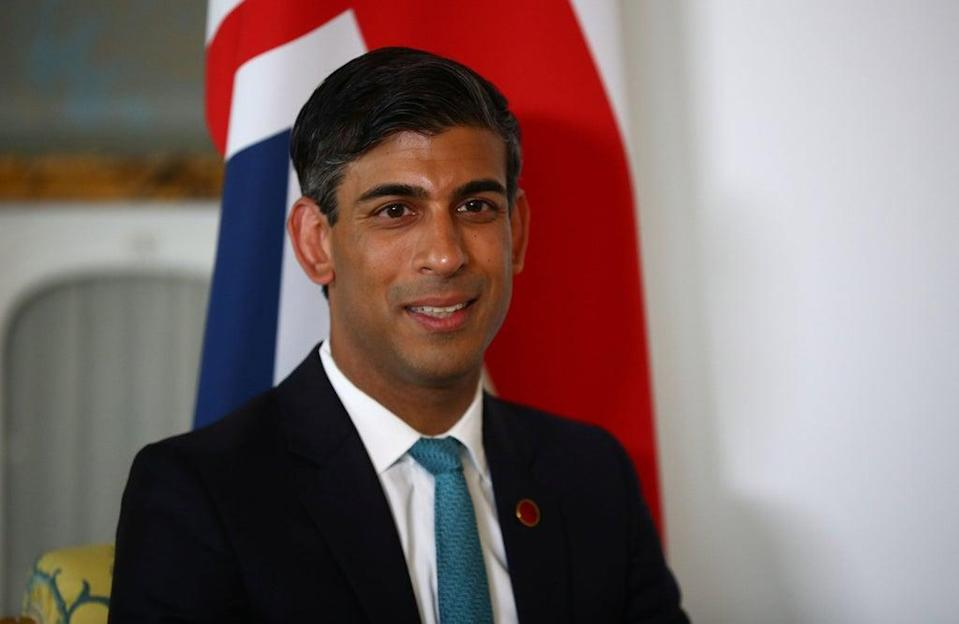 Chancellor Rishi Sunak plans to cut Universal Credit from next month (Hannah McKay/PA) (PA Wire)