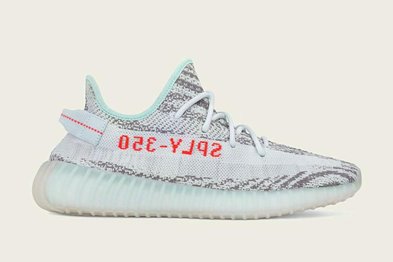 Here's Every Store in the World That Will Sell the 'Blue Tint' Adidas Yeezy  Boost 350 V2