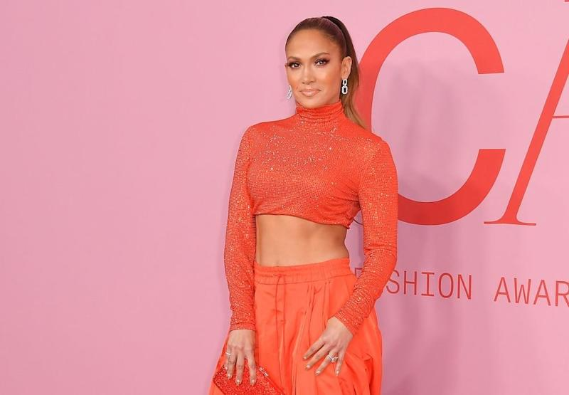 Jennifer Lopez asked Ruth Bader Ginsburg for the secret to a happy marriage, and we're taking notes