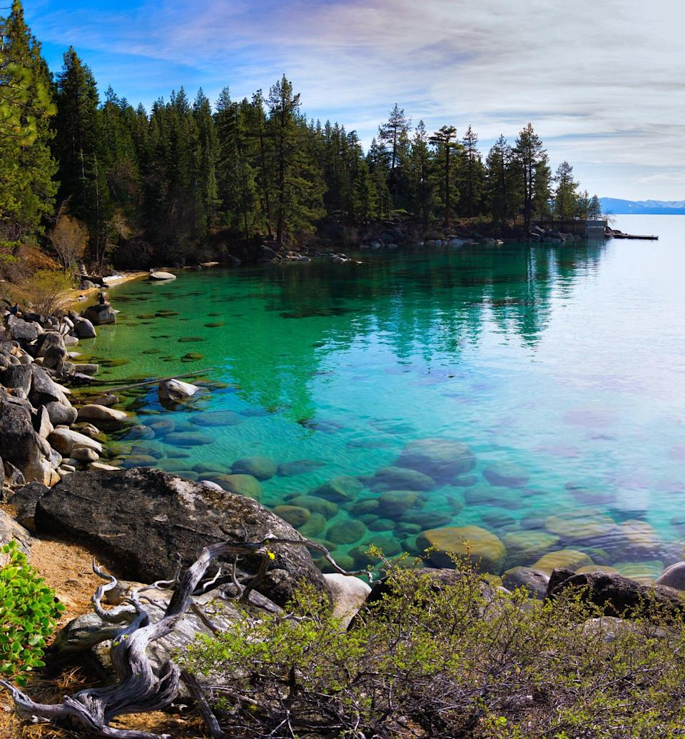 """<p>For sunshine and adventure, Reno Tahoe, Nevada is an underrated road trip stop. Travelers heading to the """"Biggest Little City"""" this summer can go to the <a href=""""http://renoriverfestival.com/home/"""" class=""""link rapid-noclick-resp"""" rel=""""nofollow noopener"""" target=""""_blank"""" data-ylk=""""slk:Reno River Festival"""">Reno River Festival</a> from June 12-13 for whitewater competitions, eclectic food and beverage vendors, and live music from local Reno favorites. Reno's vast art scene is booming, and visitors can experience it for themselves during the entire month of July at <a href=""""https://artown.org/2021ArtownComing/"""" rel=""""nofollow noopener"""" class=""""link rapid-noclick-resp"""" target=""""_blank"""" data-ylk=""""slk:Artown"""">Artown</a>. The city-wide arts festival features over 500 artists covering music, dance, theater, visual arts, art walks, and more from world-renowned artists and local talent. And adventurers can take a drive out of the city to the nearby crystal-clear waters of the largest alpine lake in the country, Lake Tahoe.</p>"""