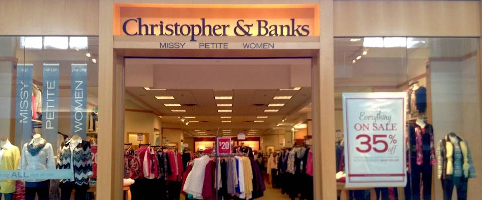 Christopher & Banks, Clothing Store, 2/2015