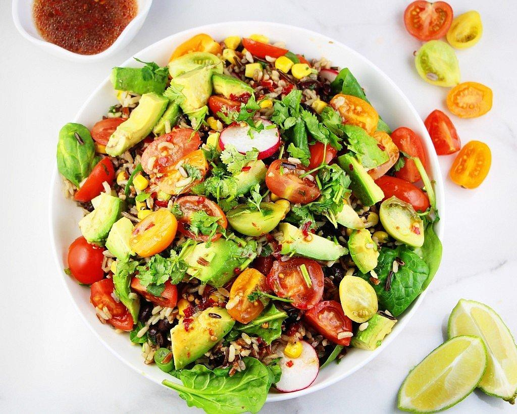 These Black Bean Salads Are The Healthy Lunch Youve Been