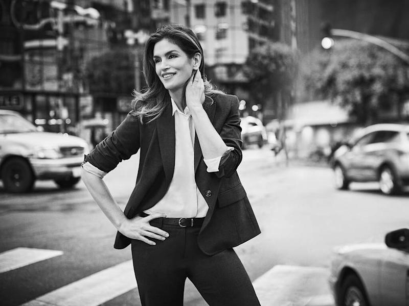 Cindy Crawford tapped as face of Jones New York